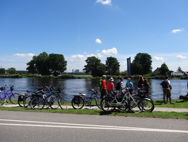 Country bike tour Amsterdam