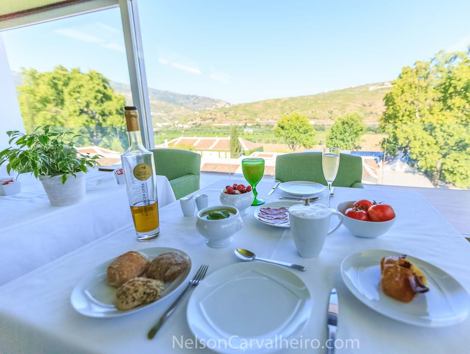 The Best Breakfast in the Douro Valley Cambres  Portugal