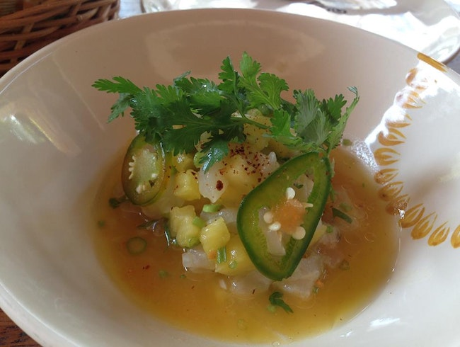 Modern Mexican Cuisine on 5th