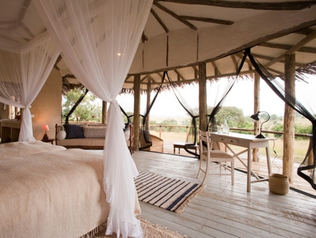 A Superb Lodge in the Northern Serengeti