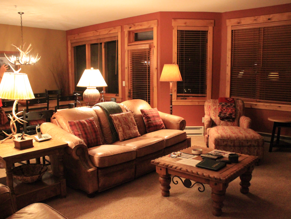 Kick Back & Relax at Antler's Lodge