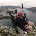 G Force Paragliding Queenstown  New Zealand