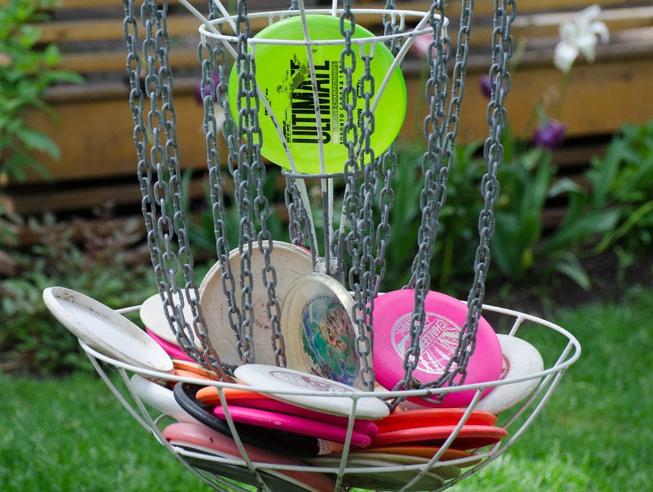 Family Fun with Frisbee Golf in Westminster Westminster Colorado United States