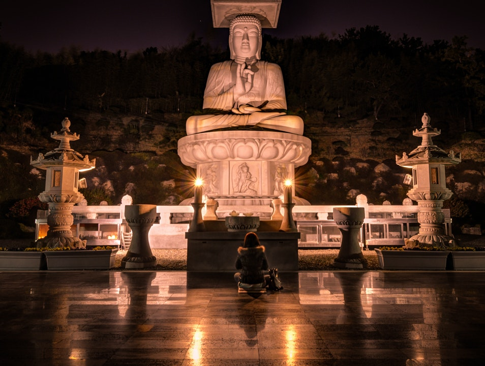 Bliss out at a Korean Buddhist templestay Busan  South Korea