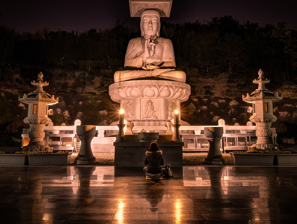 Bliss out at a Korean Buddhist templestay