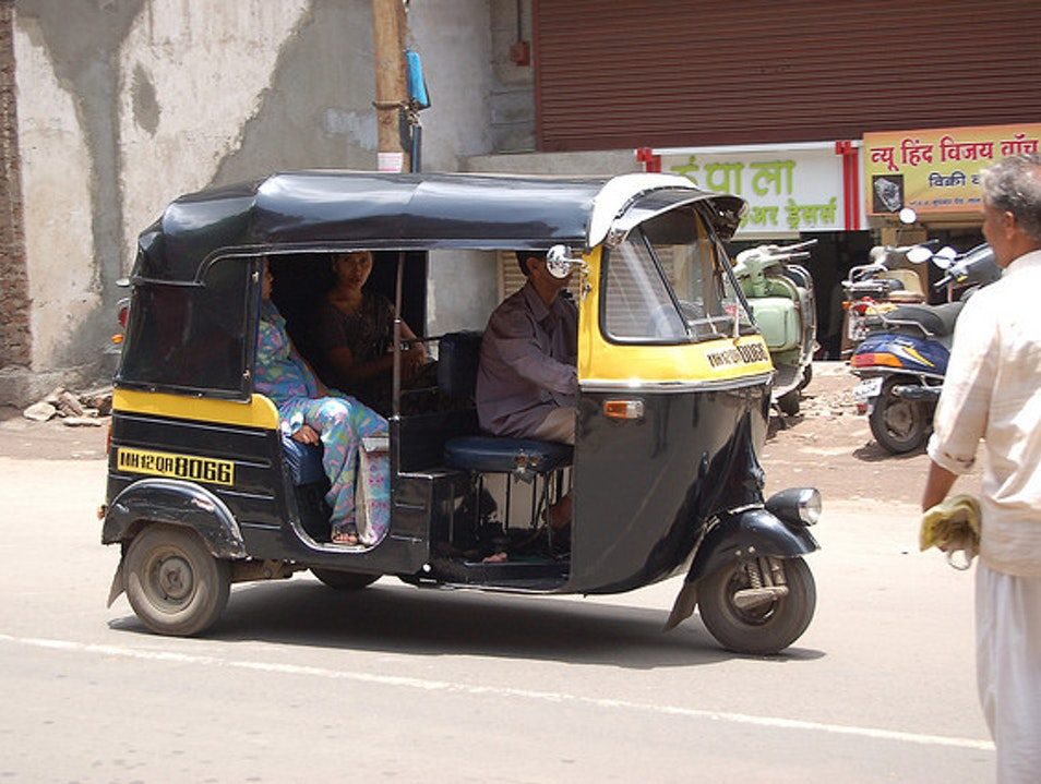 Dial a Ride, Indian-Style Pune  India
