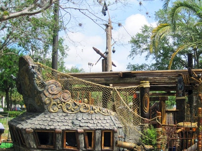 Pirate's Cove Adventure Golf Orlando Florida United States