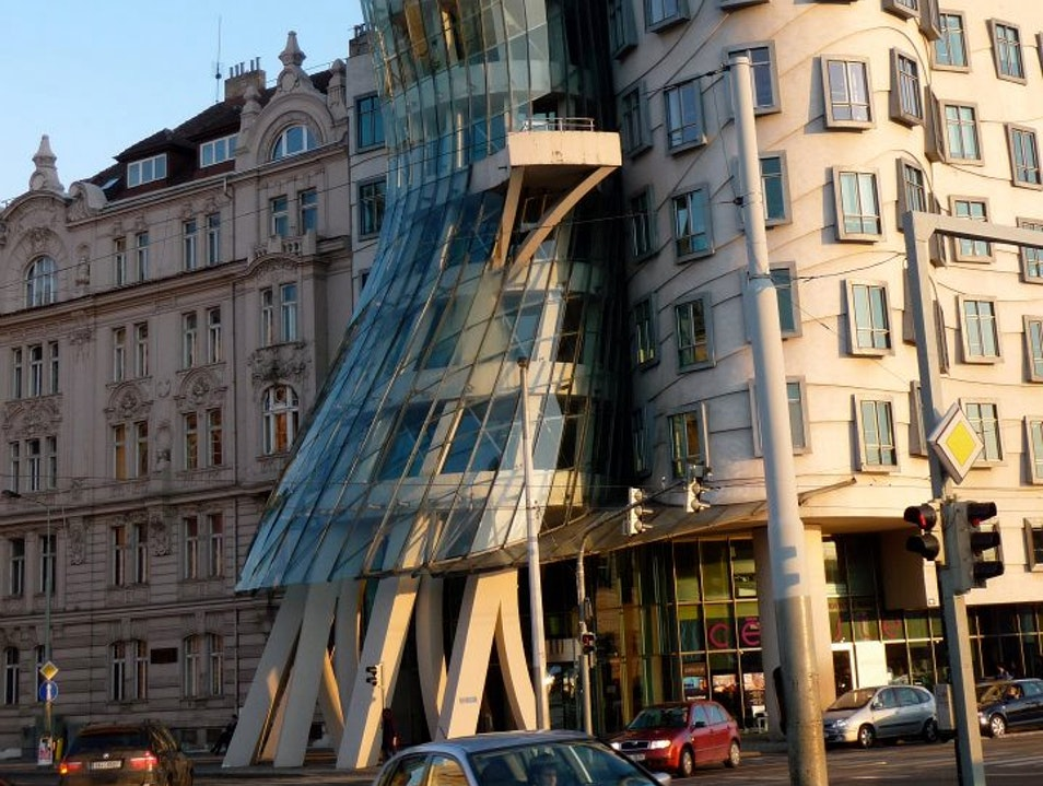 Dancing House, Frank Gehry