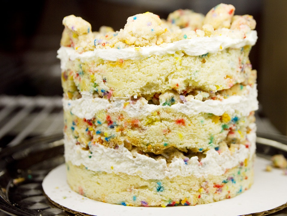 Where to Find a Momofuku Milk Bar in D.C. Washington, D.C. District of Columbia United States