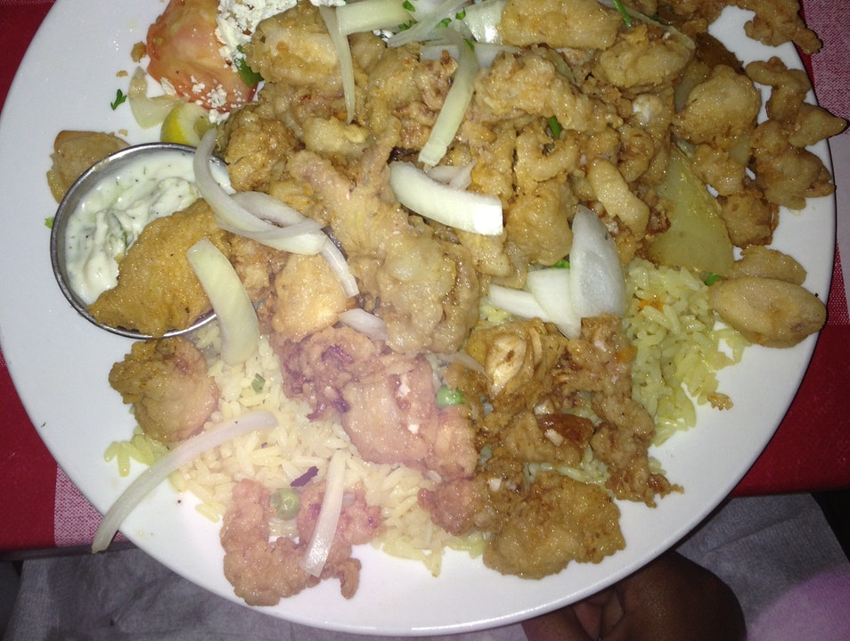 Stepho's: The Best Calamari In Vancouver