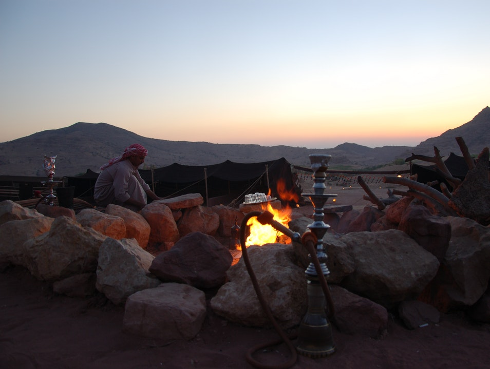 Ever Camped with the Bedouin? Ma'an  Jordan