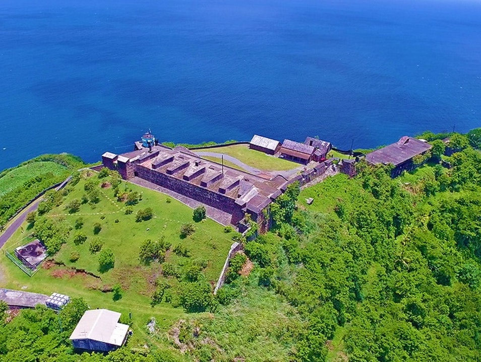 Fort Charlotte Clare Valley  Saint Vincent and the Grenadines