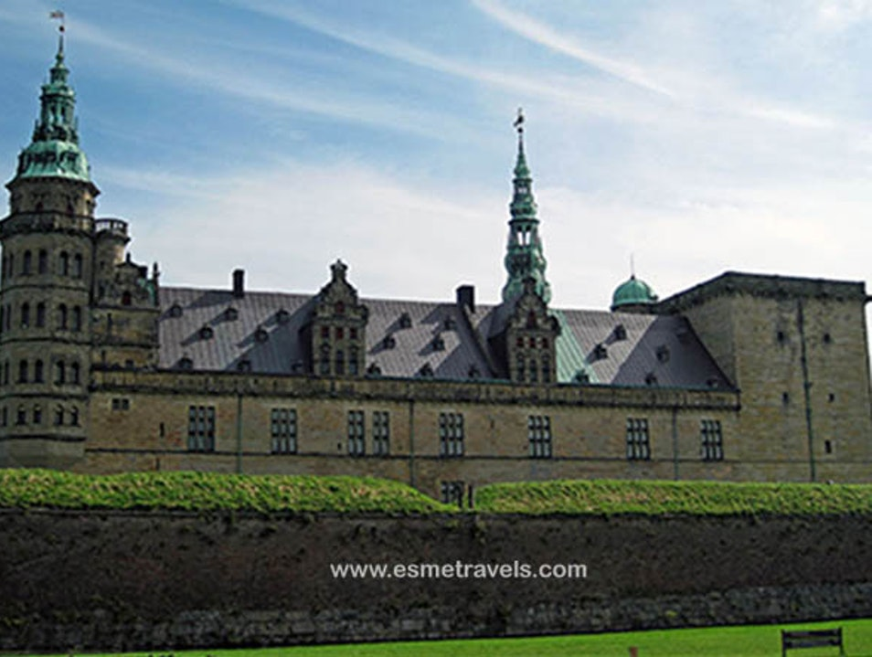 To Be or Not To Be: Kronborg Castle Helsingør  Denmark
