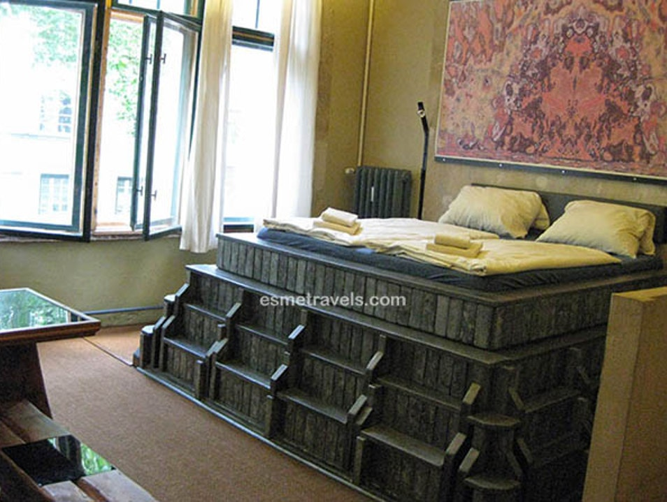 Quirky Stay: Propeller Island City Lodge Berlin  Germany