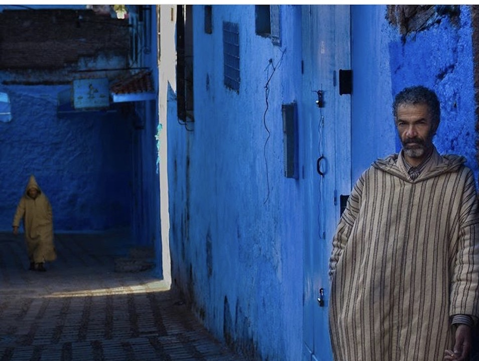 The Blue City of Morocco  Chefchaouen  Morocco