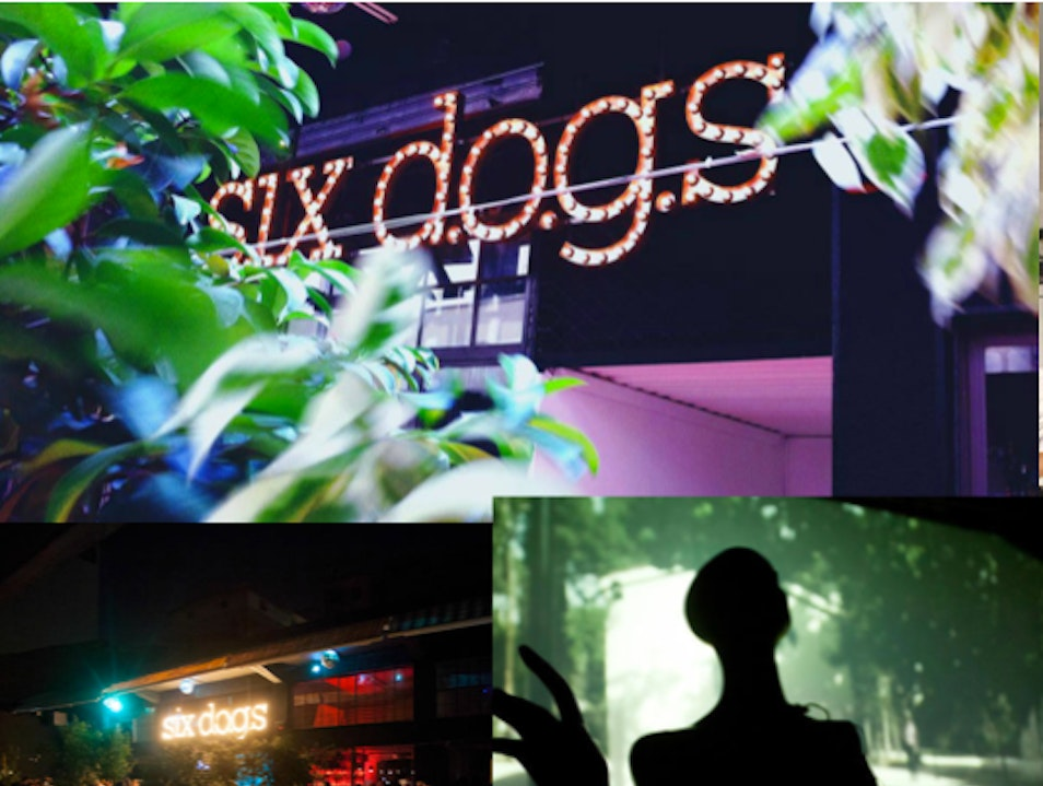 Emerging Talent, Art, and Music at Six d.o.g.s. Cultural Space Athens  Greece