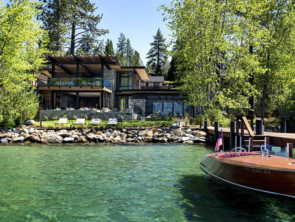 The Ritz-Carlton in Lake Tahoe Opens Exclusive Lake Club   Truckee California United States