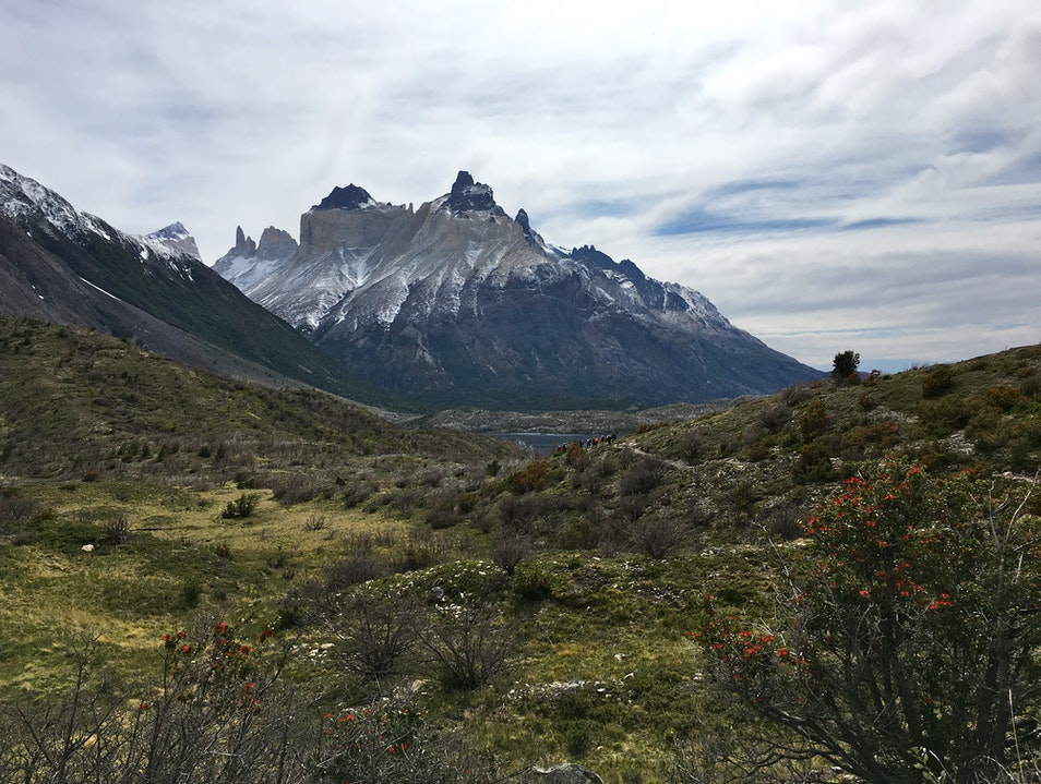 French Valley Hike Torres del Paine  Chile