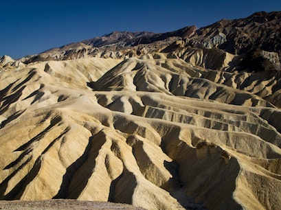 Zabriskie Point DEATH VALLEY California United States