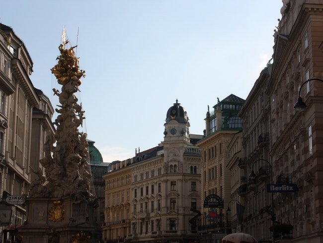 A long weekend in Vienna