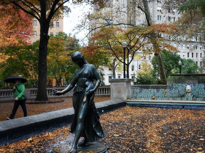 Rittenhouse Square Philadelphia Pennsylvania United States