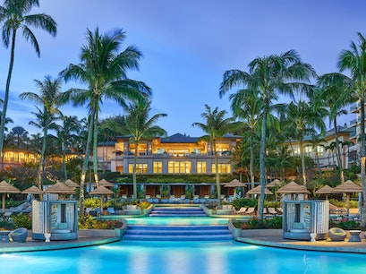 The Ritz-Carlton, Kapalua Lahaina Hawaii United States