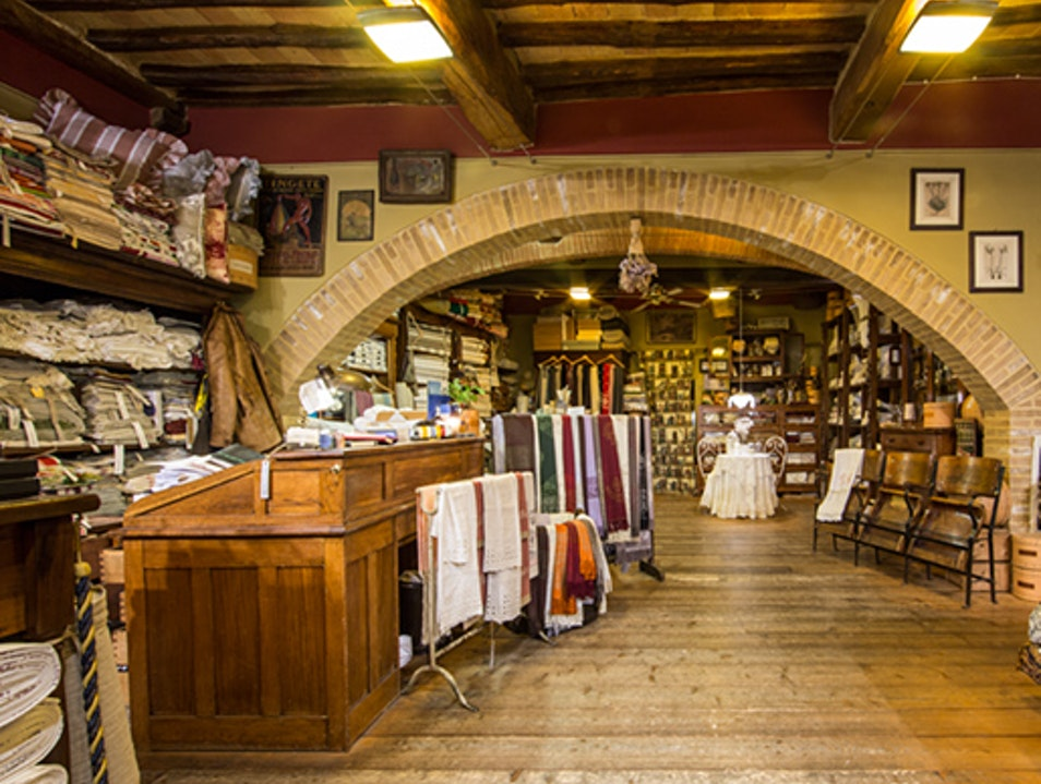 Wine, Fabrics, and More Montalcino  Italy