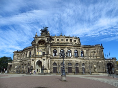 Semperoper Dresden  Germany