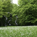 Waldfrieden Sculpture Park Wuppertal  Germany
