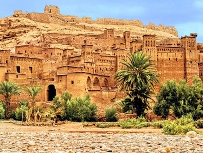 Travel To Morocco Ait Ben Haddou