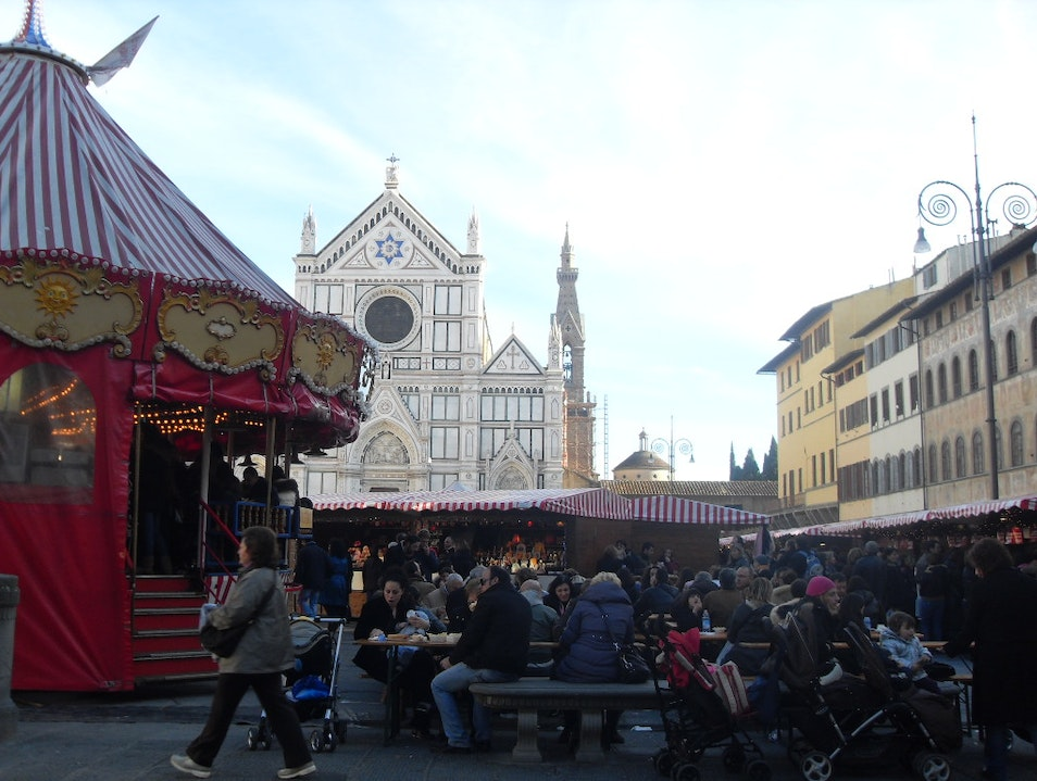 The Christmas Market that Italy Loved Florence  Italy