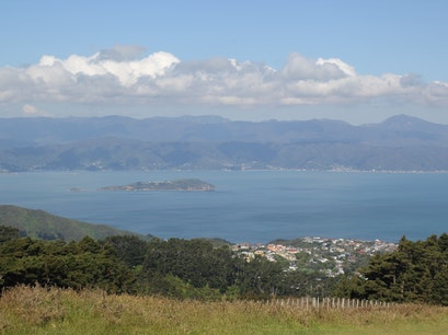Mt Kaukau Wellington  New Zealand