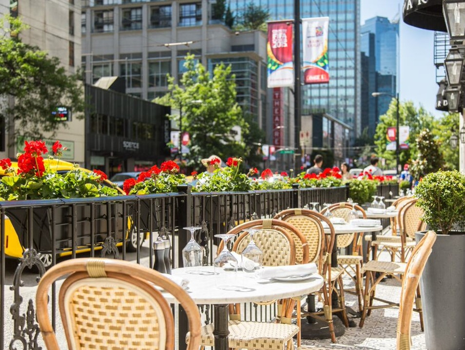 Happy Hour Doesn't Come Fancier Than This Vancouver  Canada