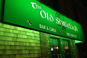 The Old Shillelagh