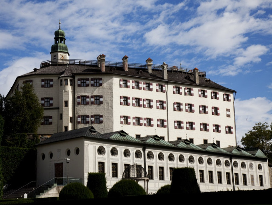 Culture & Curiosities at Schloss Ambras Innsbruck  Austria