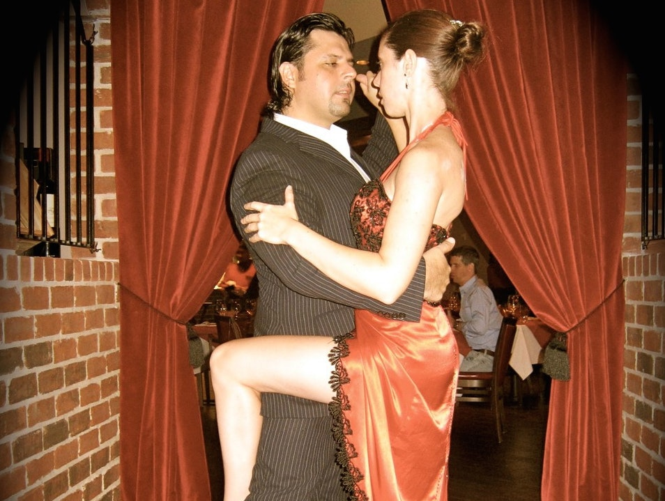 Get into the South American Spirit at Tango & Malbec