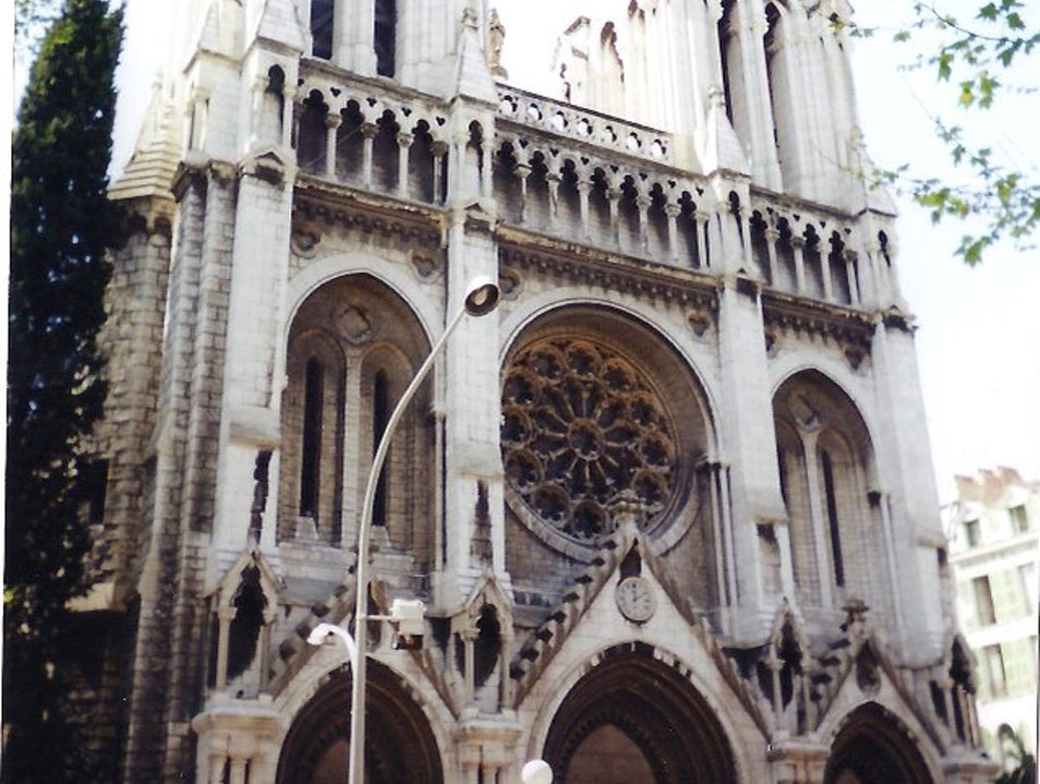 Notre Dame (Front View)-May 2000