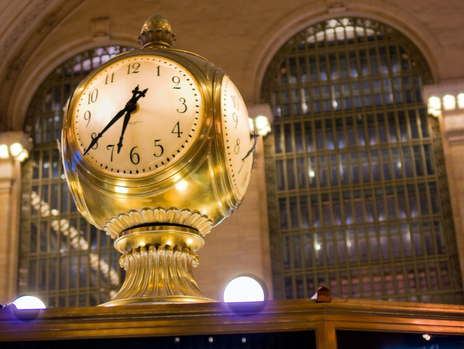Are We There Yet?: Grand Central New York New York United States