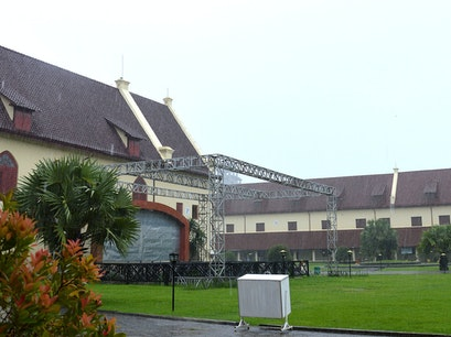 Fort Rotterdam Makassar  Indonesia