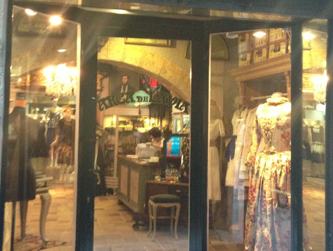 Shop for vintage and antique accessories in one of Barcelona's oldest shops