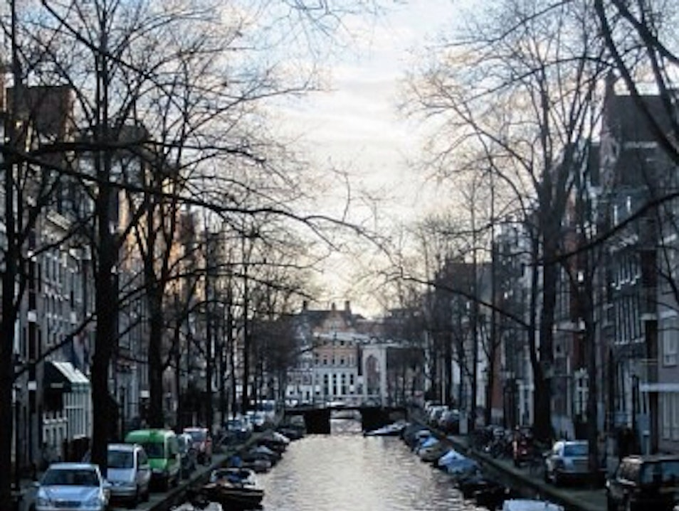Perfect, Peaceful Amsterdam