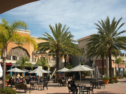 Channelside Bay Plaza Tampa Florida United States