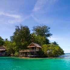 Oravae Cottage, Solomon Islands