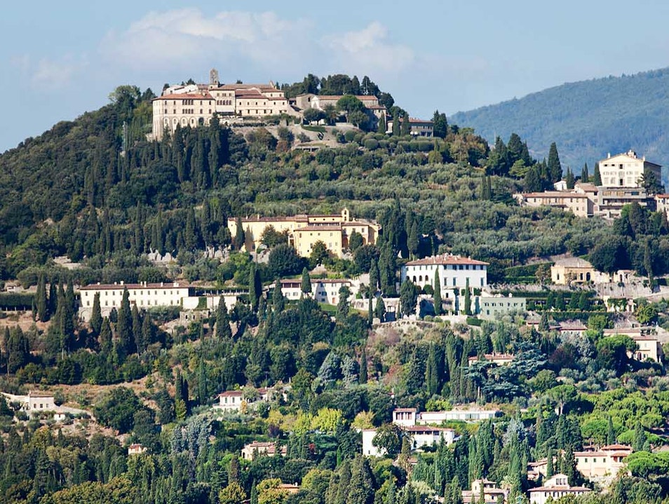 Fiesole Florence  Italy