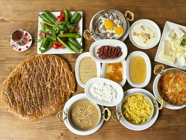 Van Kahvalti Evi: A Kurdish Twist on Turkish Breakfast