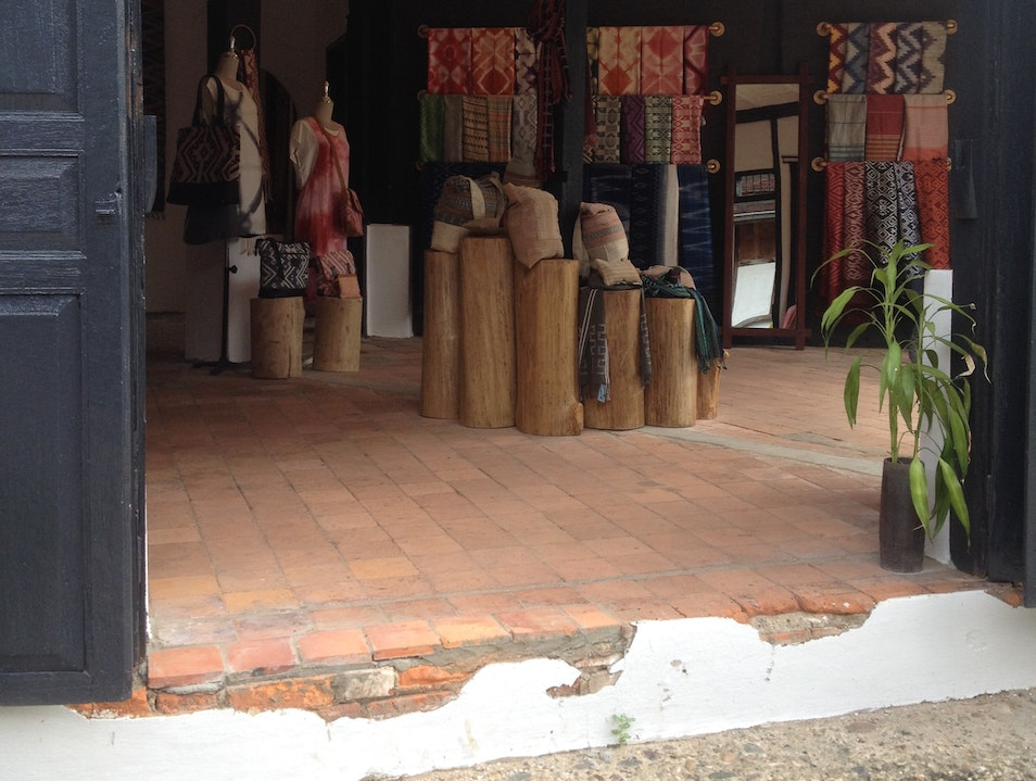 Shop Consciously on Sakkaline Road in Luang Prabang