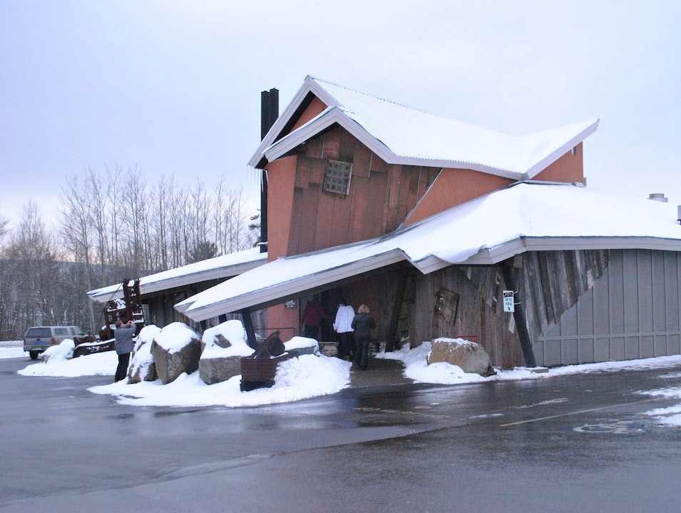 Dining in a Gold Mine Look Alike in Wausau, WI