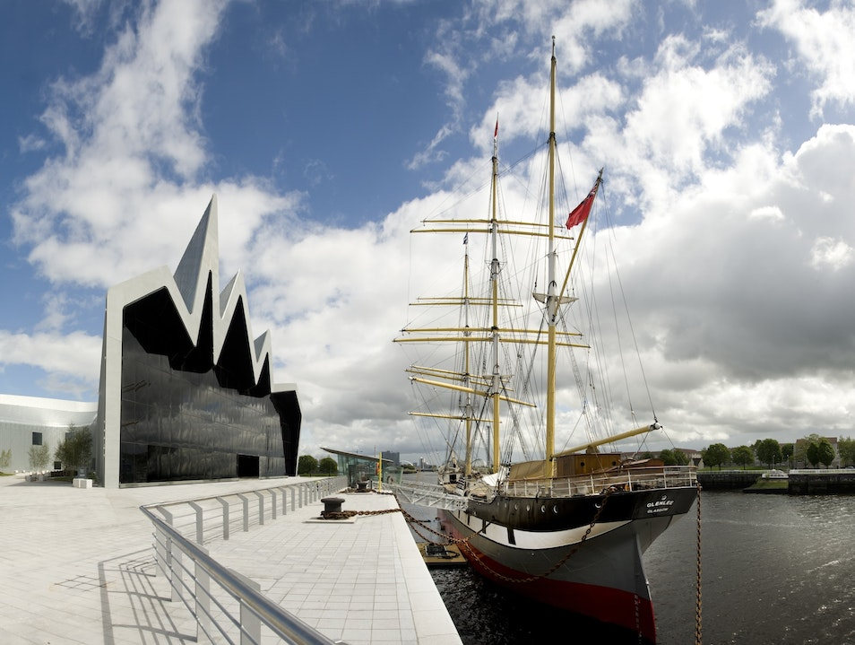Museum Transports Glasgow Glasgow  United Kingdom