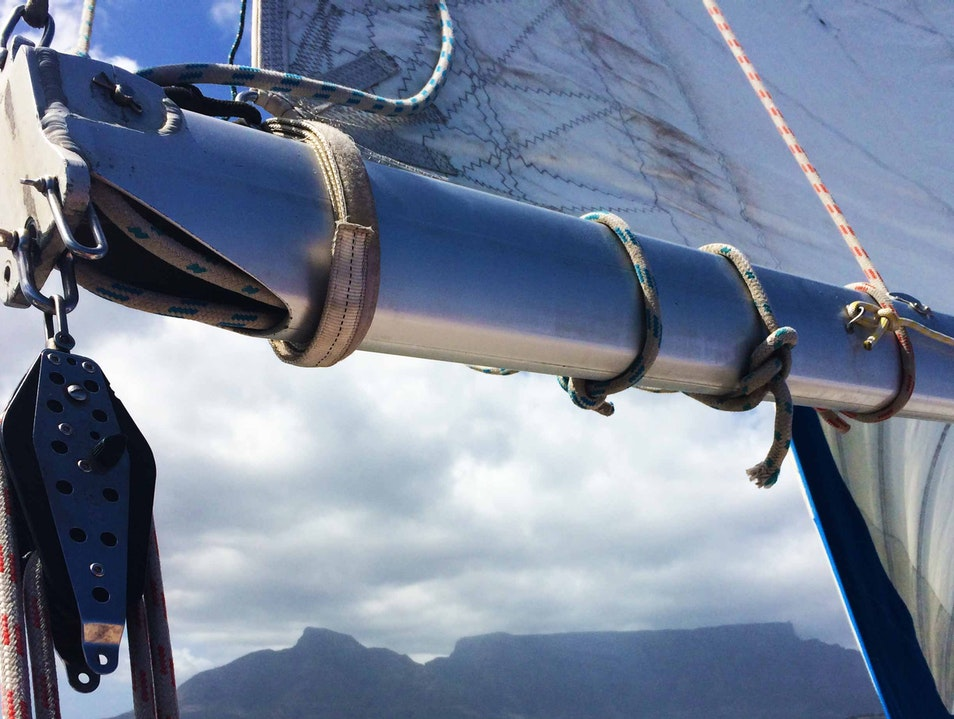 Sailing in Cape Town Cape Town  South Africa