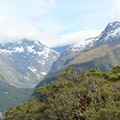 Routeburn Track Fiordland National Park  New Zealand